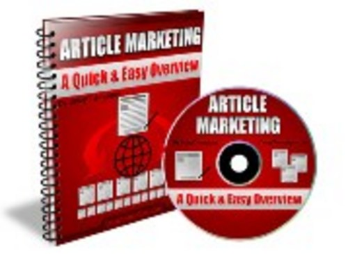 Product picture article marketing MRR