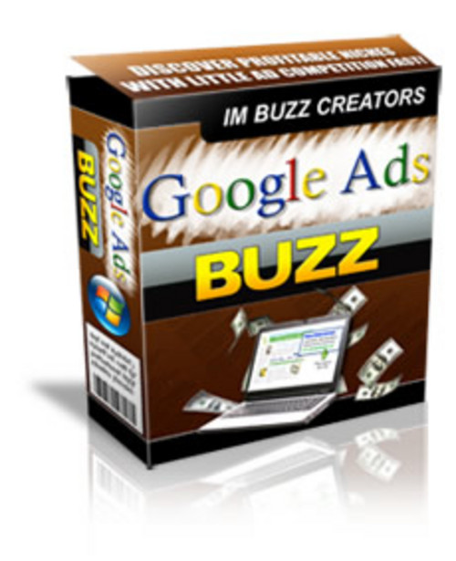 Product picture google ads buzz MRR